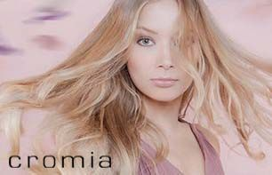 CROMIA make-up by Francesco Riva