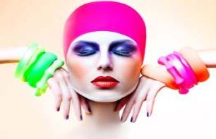 color power make-up by Francesco Riva